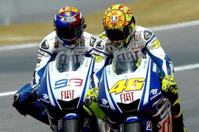 Catalunya 2009: Rossi vs Lorenzo, a battle for the ages