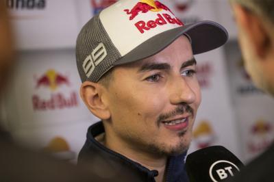Lorenzo volverá al Paddock de MotoGP™