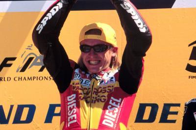 France 1999: Locatelli first winning feeling