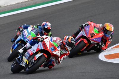 MotoE™: all the top electric battles of 2019
