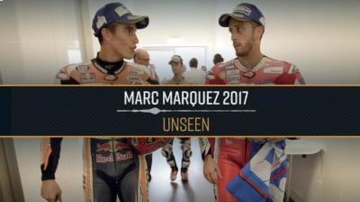 『Marc Marquez: Unseen』~チャンピオンドキュメンタリー