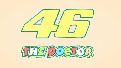 Il tributo a Rossi per il suo 400° Gran Premio