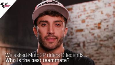 Who is the best teammate?