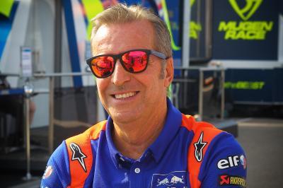 Tour d'horizon des francophones du paddock : Hervé Poncharal