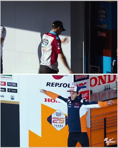 2019 Best clips // Will the Marquez brothers @alexmarquez73 and