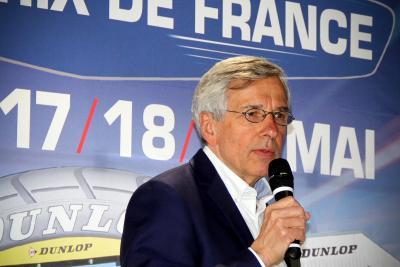 Tour d'horizon des francophones du paddock : Claude Michy