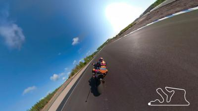 OnBoard: A lap of the KymiRing with Mika Kallio