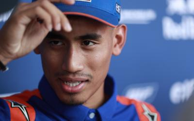 Hafizh Syahrin reflects on his two years in MotoGP™