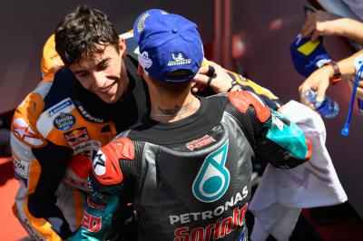 2019 in review: Round 7 - the post-race bash in Barcelona