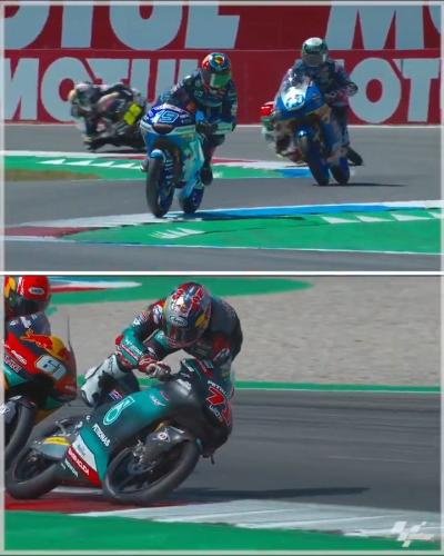The #DutchGP  provided some all-time AMAZING saves Which was