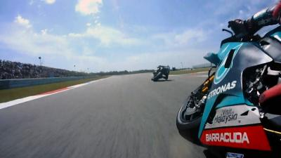 2019 in review: Round 8 - Marquez and Quartararo vs the wind