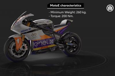 All you need to know about a MotoE™ bike
