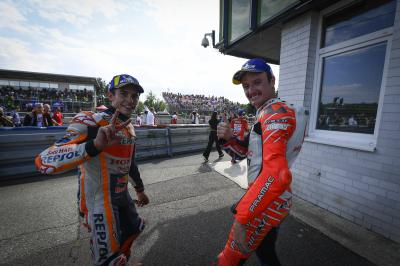 2019 in review: Round 10 - the post-race bash in Brno