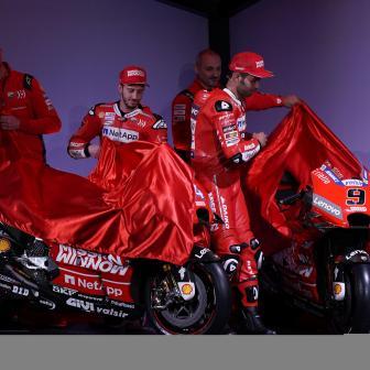 Erste MotoGP™ Team-Präsentation für 2020 bestätigt