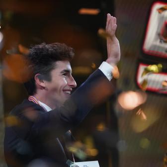Marc Marquez ist für den Laureus Award nominiert