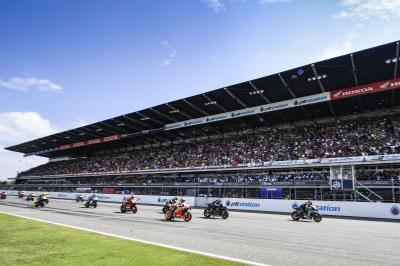 2019 in review: Round 15 - Thailand loves MotoGP™...