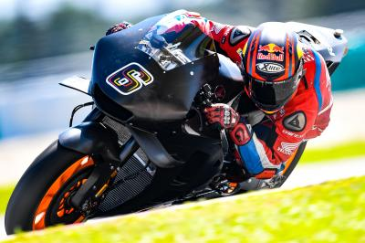 Bradl to complete first MotoGP™ laps of 2020 in Jerez
