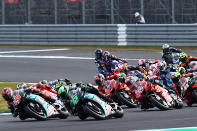 2019 in review: Round 16 - the thrilling first laps in Japan