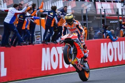 #MotoGP 2019 review @marcmarquez93 // World Standing: 1st