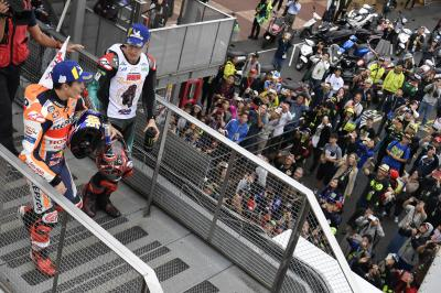 2019 in review: Round 16 - the post-race jubilation in Japan