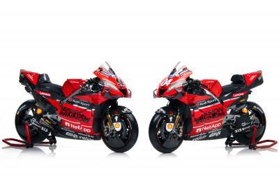 La nouvelle Desmosedici GP20 en images !