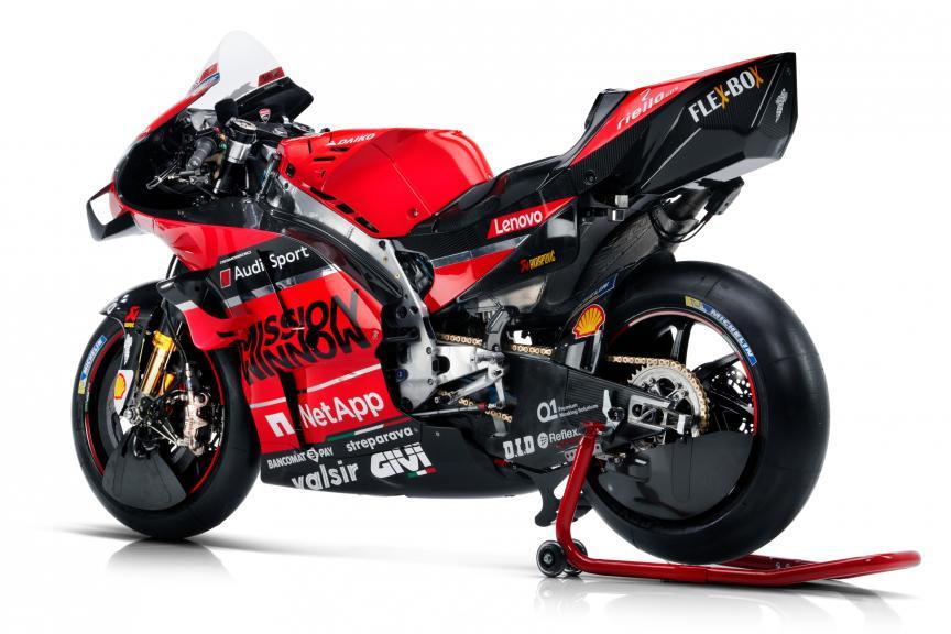 Ducati Team 2020 Launch