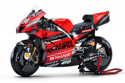 Ducati Team unveil 2020 bikes | MotoGP™