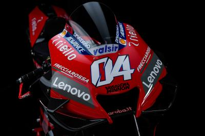 El Ducati Team impresiona con sus armas para 2020