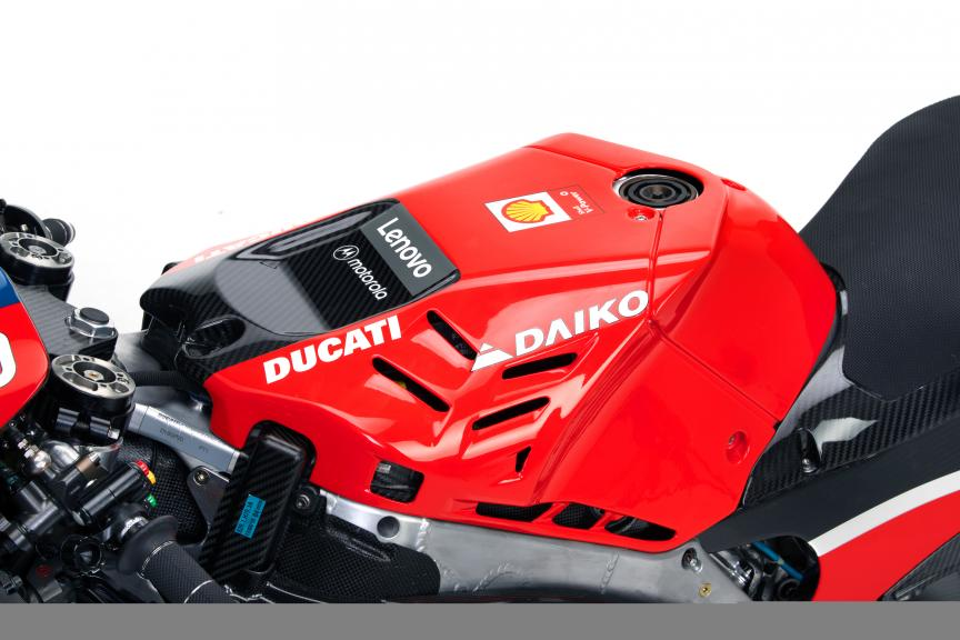 Ducati Team 2020 Launch