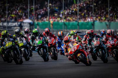 Confirmado el calendario de MotoGP™ 2020 definitivo