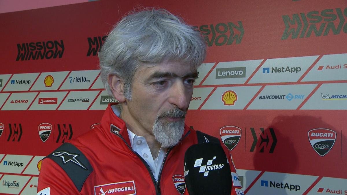 "Dall'Igna: ""We've developed a completely new chassis"""
