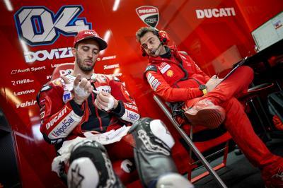 Los Jefes de equipo de MotoGP™ en 2020: ¿Quién es quién?