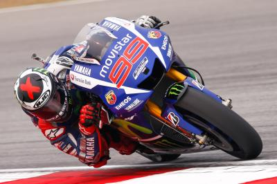 Jorge Lorenzo returns to Yamaha
