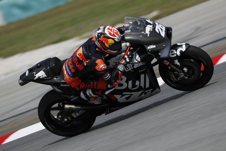 Dani Pedrosa, Red Bull KTM Factory Racing, Sepang shakedown MotoGP™ Test