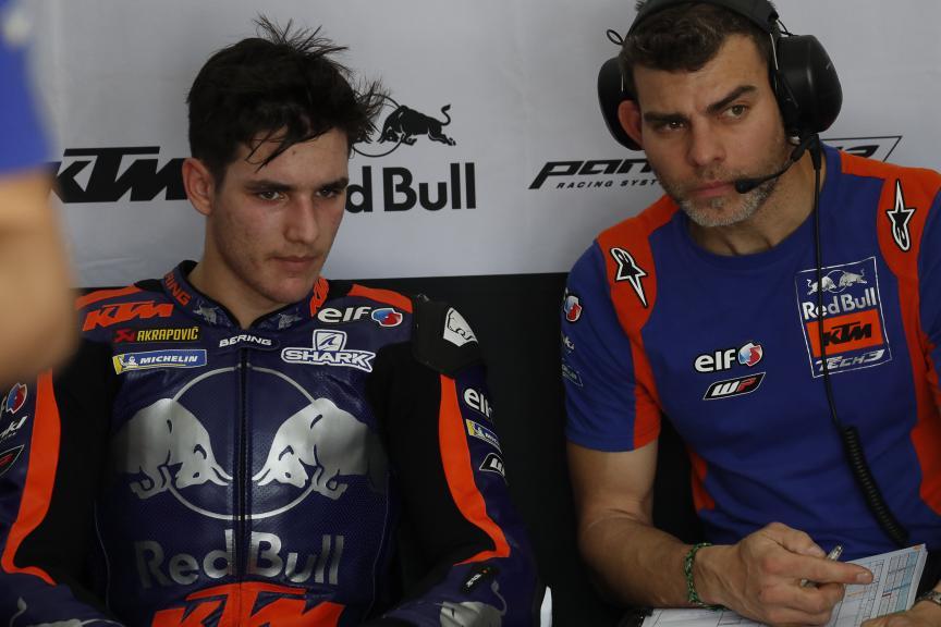 Iker Lecuona, Red Bull KTM Tech 3, Sepang shakedown MotoGP™ Test