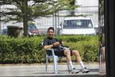 Aleix Espargaro, Aprilia Racing Team Gresini, Sepang shakedown MotoGP™ Test