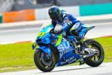 Sylvain Guintoli, Team Suzuki Ecstar, Sepang shakedown MotoGP™ Test