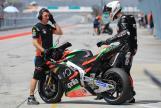 Lorenzo Savadori, Aprilia Factory Racing, Sepang shakedown MotoGP™ Test