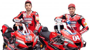 Photo gallery: Ducati Team 2020 launch
