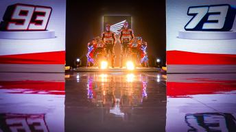 Photo gallery: 2020 Repsol Honda Team launch