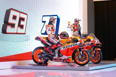 Une nouvelle décennie débute pour Repsol Honda...