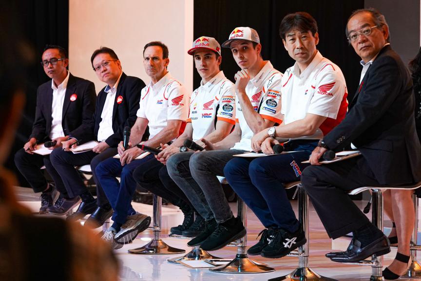 Repsol Honda Team Launch 2020