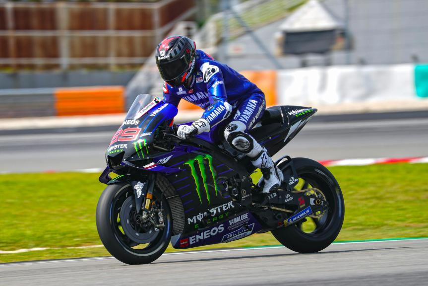 Jorge Lorenzo, Yamaha Test Team, Sepang shakedown MotoGP™ Test