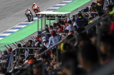Compra ORA i tuoi biglietti per il Thai Grand Prix!
