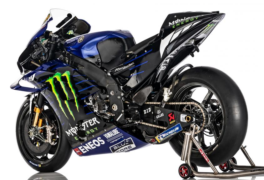 Monster Energy Yamaha MotoGP Launch 2020