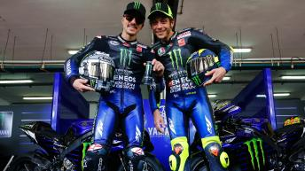 Monster Energy Yamaha MotoGP 2020 launch gallery