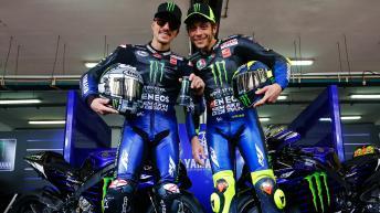 Monster Energy Yamaha MotoGP 2020 launch gallery