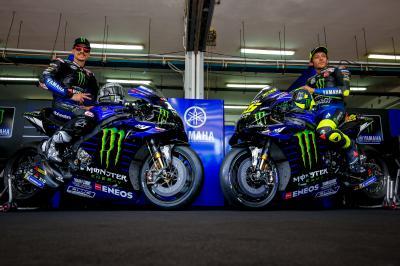 Monster Energy Yamaha Motogp Present 2020 Bikes Motogp