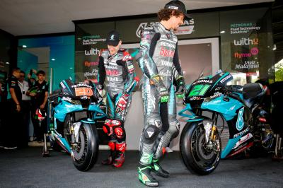 Petronas Yamaha SRT 2020 launch gallery