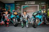 Petronas Yamaha SRT Launch 2020